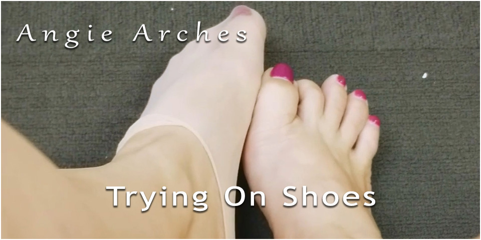 Trying On Shoes – Bonus Content